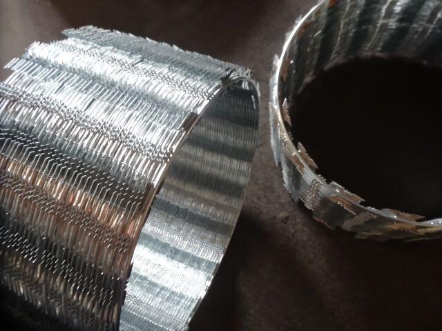 Fabrica de concertina inox