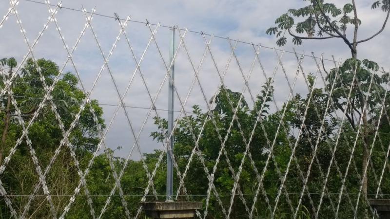 Fabrica de rede laminada