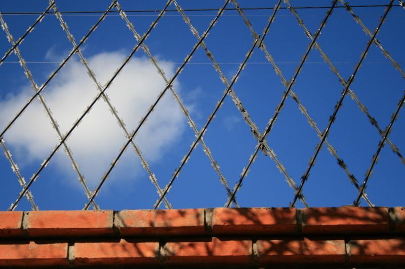 Rede laminada galvanizada